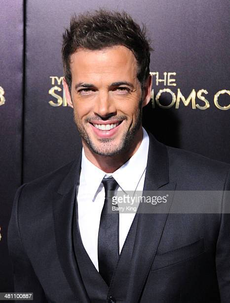Actor William Levy arrives at the Los Angeles premiere of 'Tyler Perry's The Single Moms Club' held on March 10 2014 at ArcLight Cinemas Cinerama...