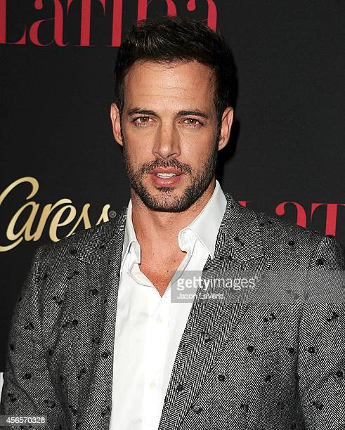 Actor William Levy attends the Latina Magazine 'Hollywood Hot List' party at Sunset Tower Hotel on October 2 2014 in West Hollywood California