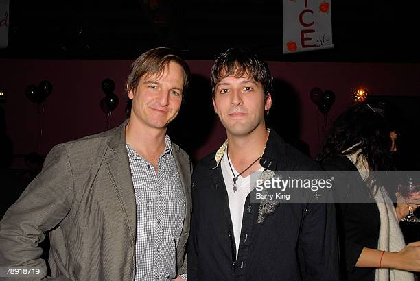 "Actor William Mapother and actor Cyrus Alexander attend Venice Magazine's after party for ""The Catholic Girl's Guide to Losing Your Virginity""..."