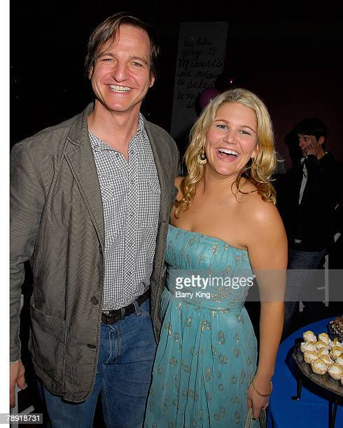 "Actor William Mapother and acttress Annie Hendy attend Venice Magazine's after party for ""The Catholic Girl's Guide to Losing Your Virginity"" opening..."