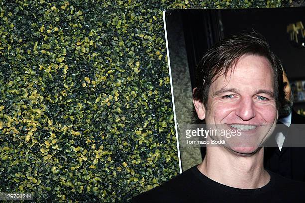 Actor William Mapother attends the A Dangerous Method Los Angeles premiere held at the AMPAS Samuel Goldwyn Theater on October 19 2011 in Beverly...