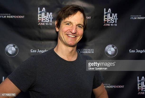 Actor William Mapother attends the American DREAMers screening during the 2015 Los Angeles Film Festival at LA Plaza de Cultura y Artes on June 16...