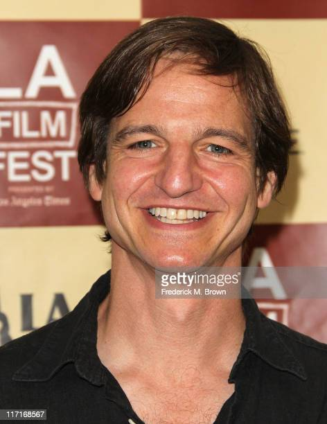 Actor William Mapother attends the Los Angeles Film Festival Screening of Another Earth at the Regal Cinemas LA Live on June 23 2011 in Los Angeles...