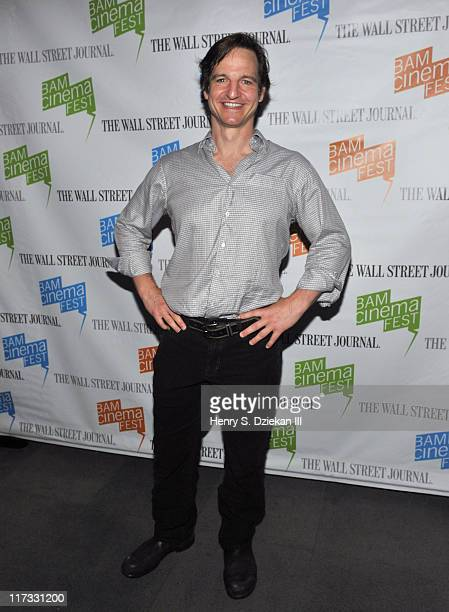 Actor William Mapother attends the sneak preview of Another Earth during 2011 BAMcinemaFest at BAM Rose Cinemas on June 25 2011 in New York City