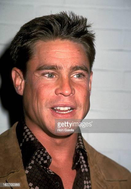 Actor William McNamara attends at Party for Photography Henry Diltz Hosted by Miramax on November 30 2000 at Hard Rock Cafe in Los Angeles California