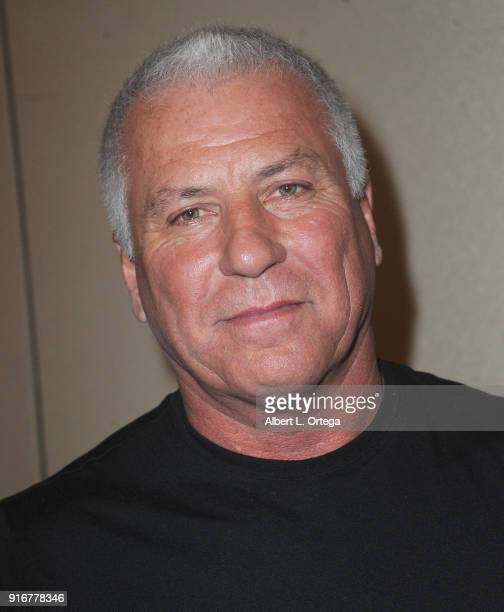 Actor William Ostrander attends The Hollywood Show held at Westin LAX Hotel on February 10 2018 in Los Angeles California