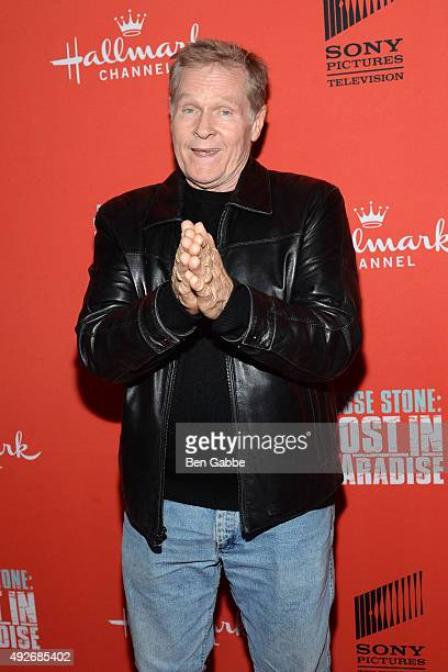 """Actor William Sadler attends the """"Jess Stone: Lost In Paradise"""" New York Premiere at Roxy Hotel on October 14, 2015 in New York City."""