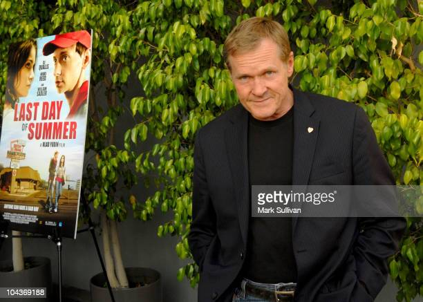 Actor William Sadlerattends a special screening of Last Day of Summer at Harmony Gold Theatre on September 22 2010 in Los Angeles California