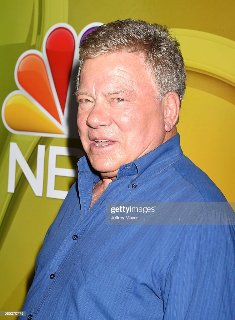 Actor William Shatner attends the 2016 Summer TCA Tour - NBCUniversal Press Tour at the Beverly Hilton Hotel on August 2, 2016 in Beverly Hills, California.