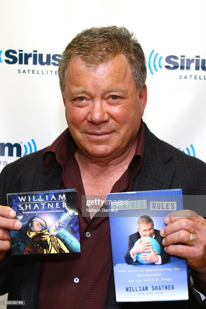 "William Shatner, Rachel Bilson And The Cast Of ""The League"" Visit SiriusXM"