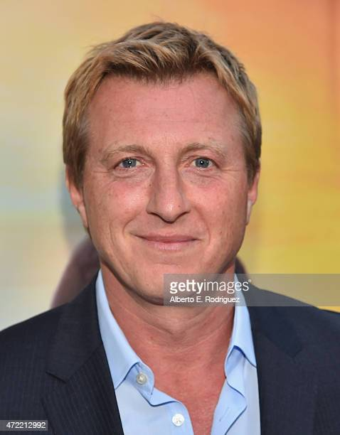 """Actor William Zabka attends the premiere of Roadside Attractions' & Godspeed Pictures' """"Where Hope Grows"""" at The ArcLight Cinemas on May 4, 2015 in..."""
