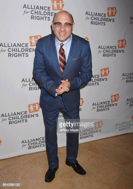 Actor Willie Garson arrives at the Alliance For Children's Rights 25th Anniversary Celebration at The Beverly Hilton Hotel on March 16 2017 in...