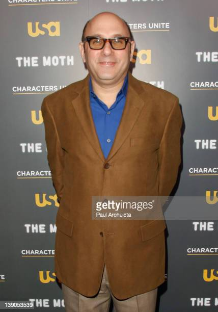 Actor Willie Garson attends the USA Network and The Moth presentation of 'A More Perfect Union Stories Of Prejudice And Power' at Pacific Design...