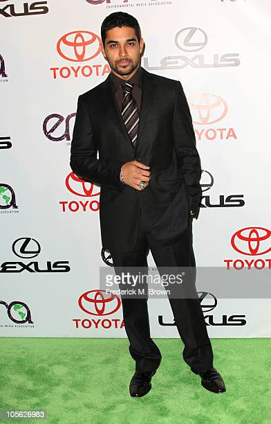 Actor Wilma Valderrama attends the 20th annual Enviornmental Media Association Awards at Warner Brothers Studios on October 16 2010 in Burbank...