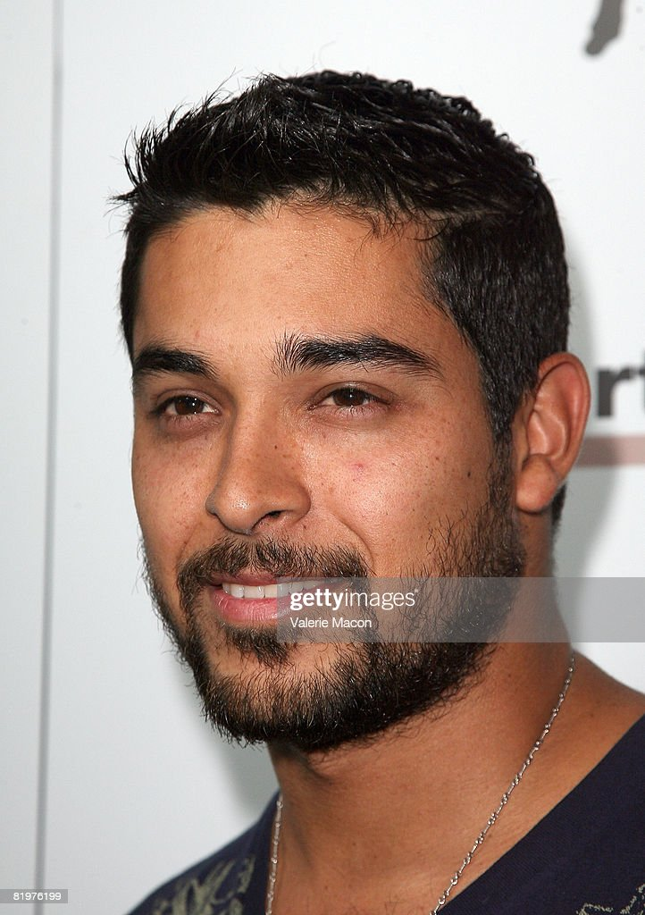 Actor Wilmer Valderra attends the 2nd Annual Celebrity Bowling Night held by Matt Leinard on July 17, 2008 in Hollywood, California.