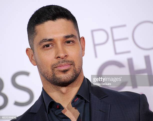 Actor Wilmer Valderrama arrives at the 2017 People's Choice Awards at Microsoft Theater on January 18 2017 in Los Angeles California