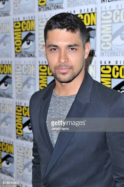 Actor Wilmer Valderrama attends CBS Fan Favorites Press Line during ComicCon International 2016 at Hilton Bayfront on July 23 2016 in San Diego...