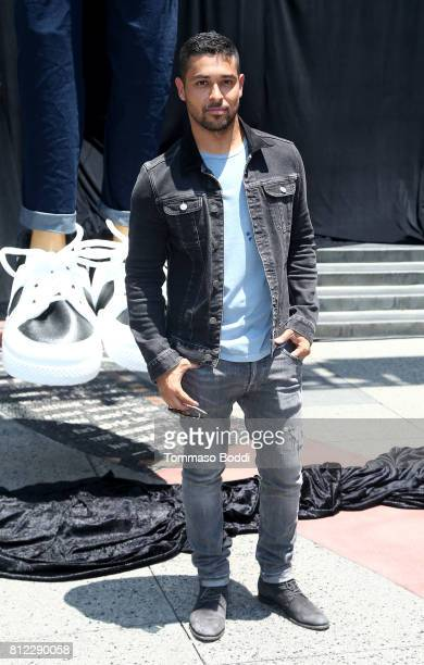 Actor Wilmer Valderrama attends Fuse's The Hollywood Puppet Shitshow Premiering July 11 on Fuse at Hollywood and Highland on July 10 2017 in...