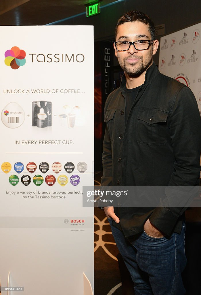 Actor Wilmer Valderrama attends Kari Feinstein's Pre-Academy Awards Style Lounge at W Hollywood on February 22, 2013 in Hollywood, California.