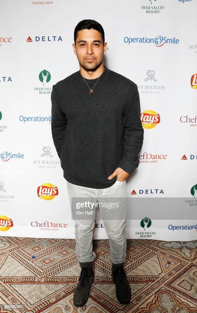 Actor Wilmer Valderrama attends Operation Smile's 7th Annual Park City Ski Challenge Sponsored by The St. Regis Deer Valley and Deer Valley Resort VIP dinner at The St. Regis Deer Valley on March 10, 2018 in Park City, Utah.
