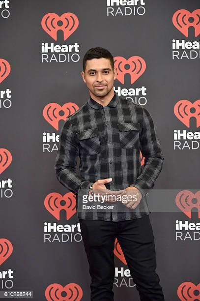 Actor Wilmer Valderrama attends the 2016 iHeartRadio Music Festival at TMobile Arena on September 24 2016 in Las Vegas Nevada