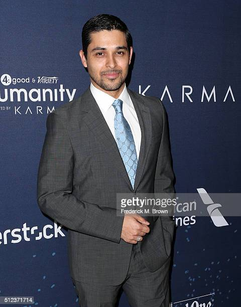 Actor Wilmer Valderrama attends the 3rd annual unite4humanity at Montage Beverly Hills on February 25 2016 in Beverly Hills California