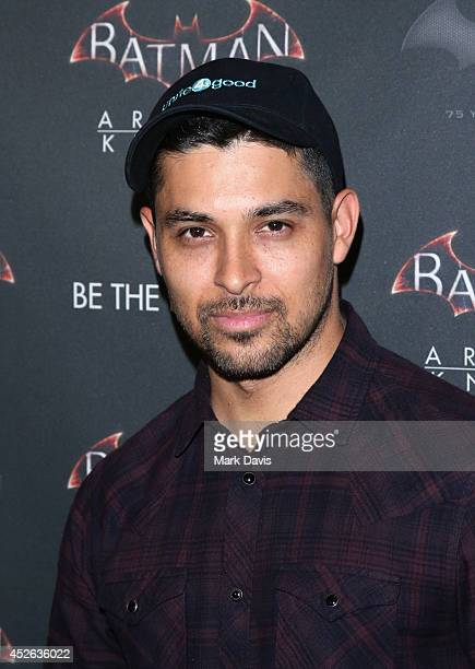 Actor Wilmer Valderrama attends Warner Bros Interactive Entertainment's 'Cape/Cowl/Create' event in downtown San Diego a celebration of the iconic...