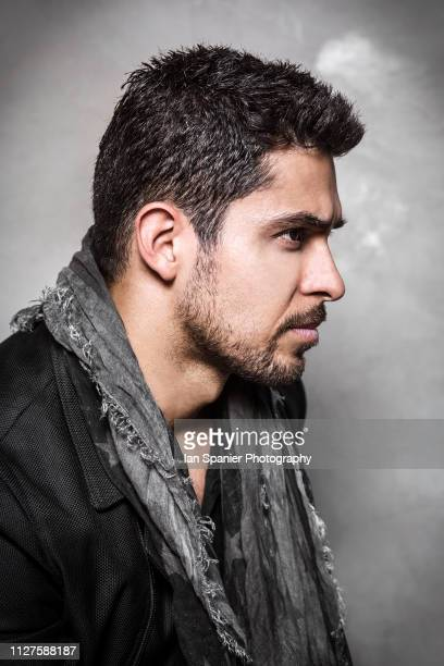 Actor Wilmer Valderrama is photographed for a Spec shoot on August 8 2015 at the Sofitel Hotel in Los Angeles California