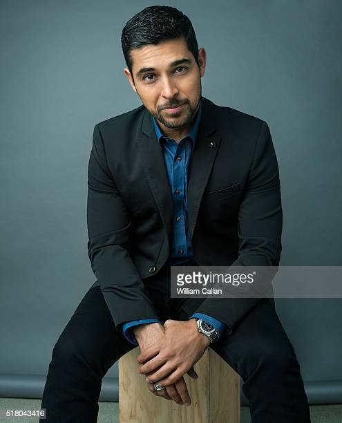 Actor Wilmer Valderrama is photographed for The Wrap on September 15 2015 in Los Angeles California PUBLISHED IMAGE