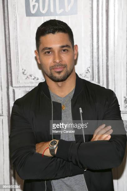 Actor Wilmer Valderrama visits Build Series to discuss The Hollywood Puppet Show at Build Studio on July 9 2018 in New York City