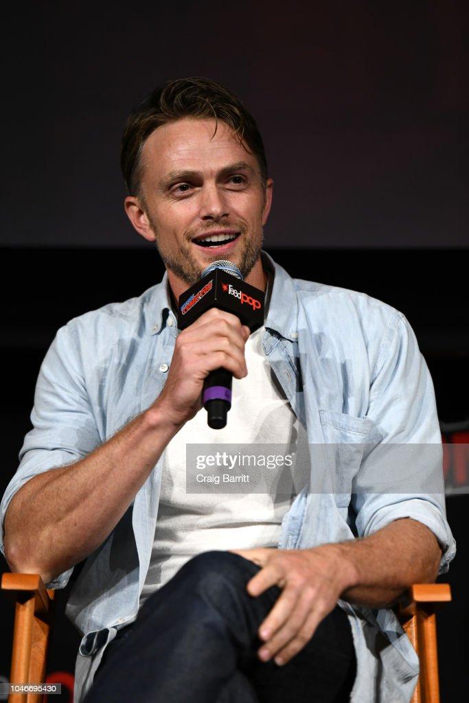 New York Comic Con 2018 -  Day 3 : News Photo