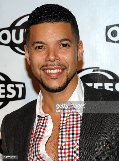 Actor Wilson Cruz attends Outfest Fusion Achievement Award Gala at the Egyptian Theatre on March 13, 2010 in Hollywood, California.
