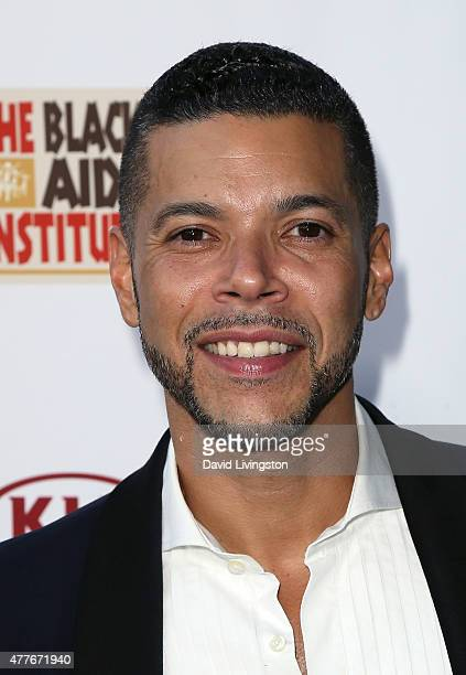 Actor Wilson Cruz attends the Black AIDS Institute 2015 Heroes in the Struggle Gala Reception and Awards Ceremony at the Directors Guild of America...