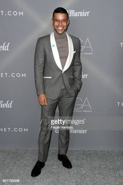 Actor Wilson Cruz attends the Costume Designers Guild Awards at The Beverly Hilton Hotel on February 20 2018 in Beverly Hills California