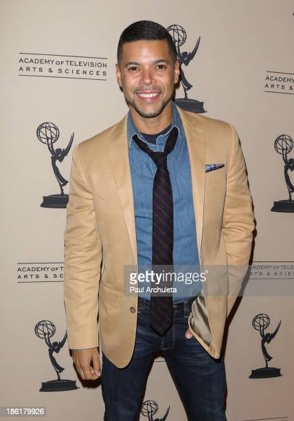 Actor Wilson Cruz attends the Television Academy's presentation of 10 Years After 'The Prime Time Closet A History Of Gays And Lesbians On TV' at...
