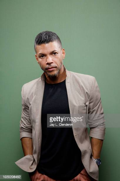 Actor Wilson Cruz from 'Star Trek Discovery' is photographed for Los Angeles Times on July 20 2018 in San Diego California PUBLISHED IMAGE CREDIT...