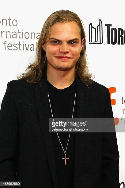 Actor Wilson Gonzalez Ochsenknecht attends the Stonewall premiere during the 2015 Toronto International Film Festival held at Roy Thomson Hall on...