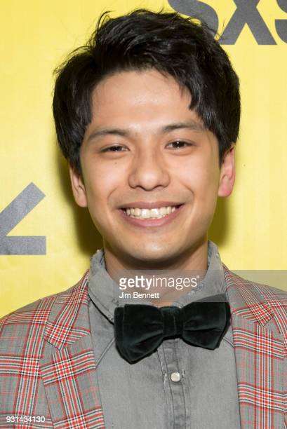 Actor Win Morisaki walks the red carpet at the world premiere of Ready Player One during the SXSW Film Festival on March 11 2018 in Austin Texas