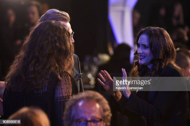 Actor Winona Ryder during the 24th Annual Screen Actors Guild Awards at The Shrine Auditorium on January 21 2018 in Los Angeles California
