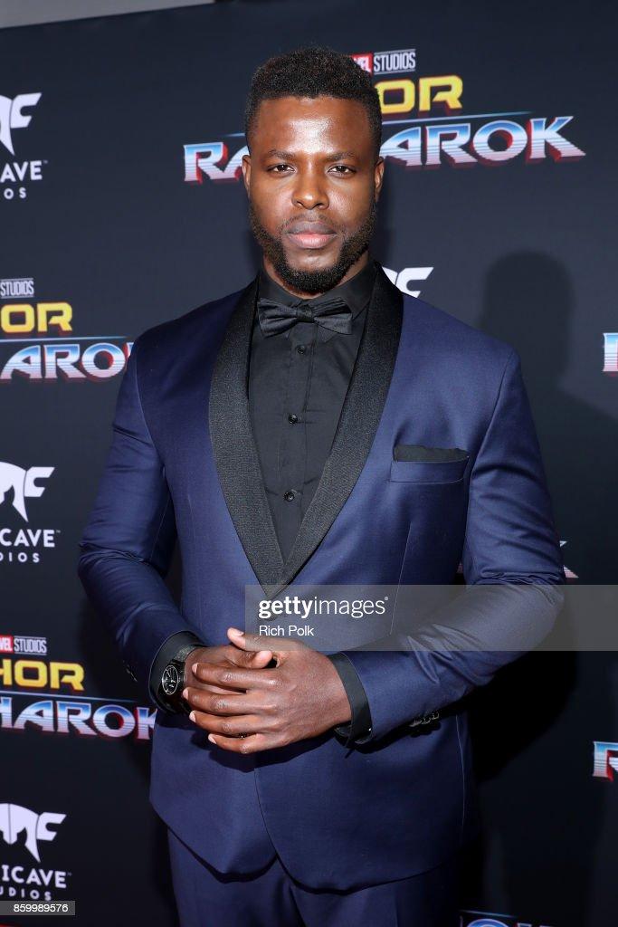 "The World Premiere Of Marvel Studios' ""Thor: Ragnarok"" : News Photo"