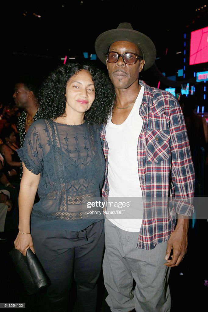 2016 BET Awards - Backstage: All Access : News Photo