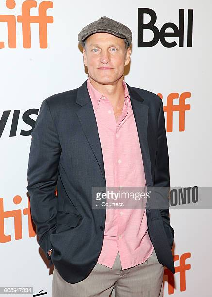 Actor Woody Harrelson attends the 2016 Toronto International Film Festival Premiere of 'LBJ' at Roy Thomson Hall on September 15 2016 in Toronto...