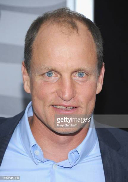 Actor Woody Harrelson attends the 'Now You See Me' premiere at AMC Lincoln Square Theater on May 21 2013 in New York City