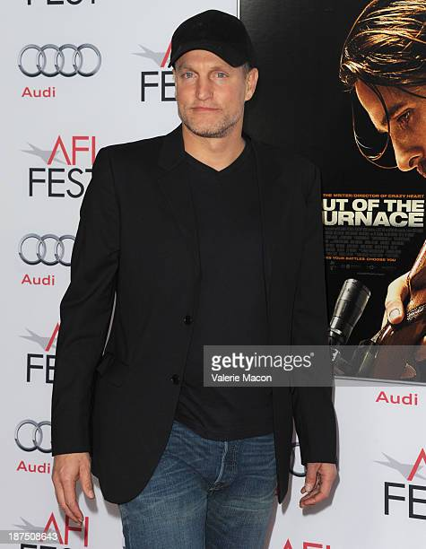 Actor Woody Harrelson attends the screening of 'Out of the Furnace' during AFI FEST 2013 presented by Audi at TCL Chinese Theatre on November 9 2013...