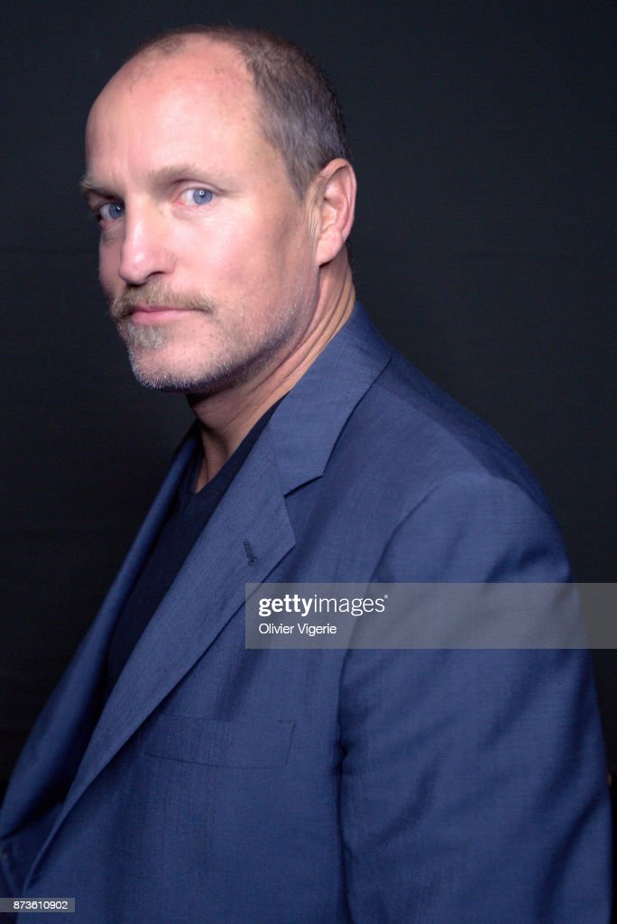 Actor Woody Harrelson is photographed for Self Assignment, on September 2, 2017 in Deauville, France.