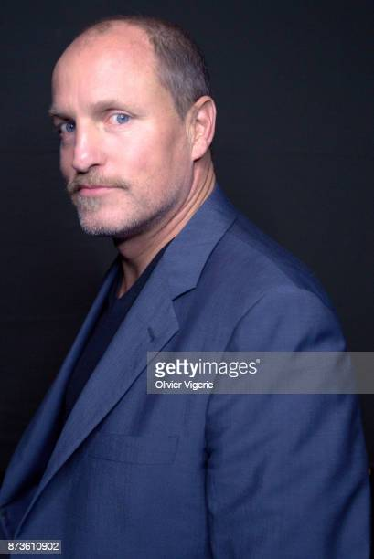 Actor Woody Harrelson is photographed for Self Assignment on September 2 2017 in Deauville France