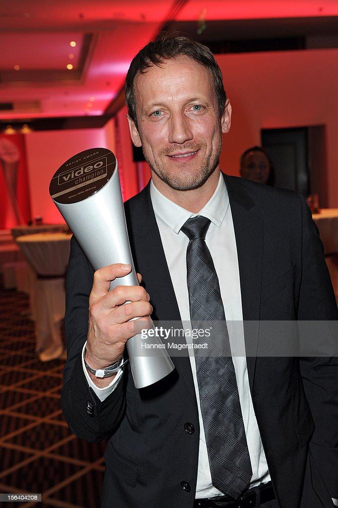 Video Entertainment Award 2012