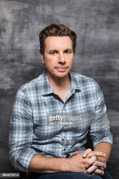 Actor writer and director Dax Shepard is photographed for Los Angeles Times on March 11 2017 in Los Angeles California PUBLISHED IMAGE CREDIT MUST...