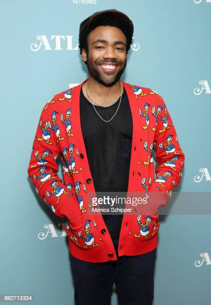 Actor writer and executive producer Donald Glover attends the 'Atlanta' For Your Consideration event at Zankel Hall Carnegie Hall on June 5 2017 in...