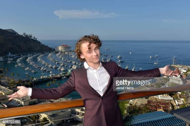 Actor Wyatt Oleff attends the 2017 Catalina Film Festival on September 30 2017 in Catalina Island California